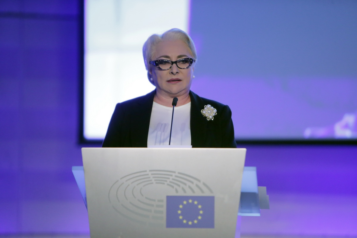 Prime Minister Viorica Dăncilă attended the official ceremony dedicated to the International Holocaust Commemoration Day