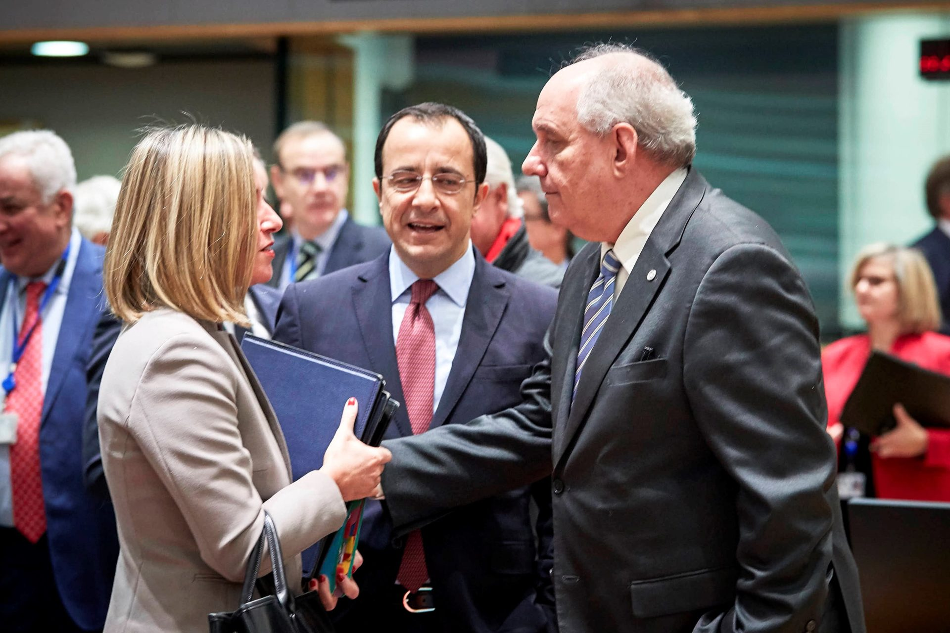Foreign Affairs Council, January 21, Bruxelles