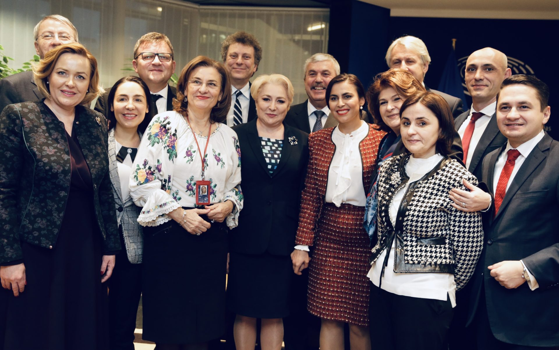 Working visit of the Romanian Presidency of the EU Council