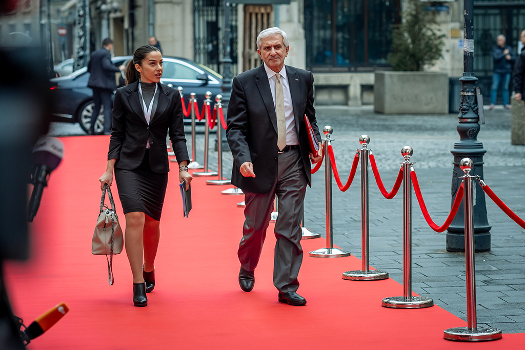 Informal meeting of the EU foreign affairs ministers (Gymnich)