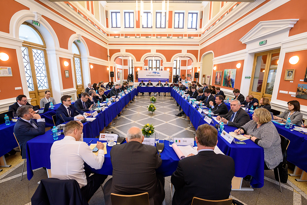 Informal Meeting of the political directors of the Ministries of Foreign Affairs from the EU member states
