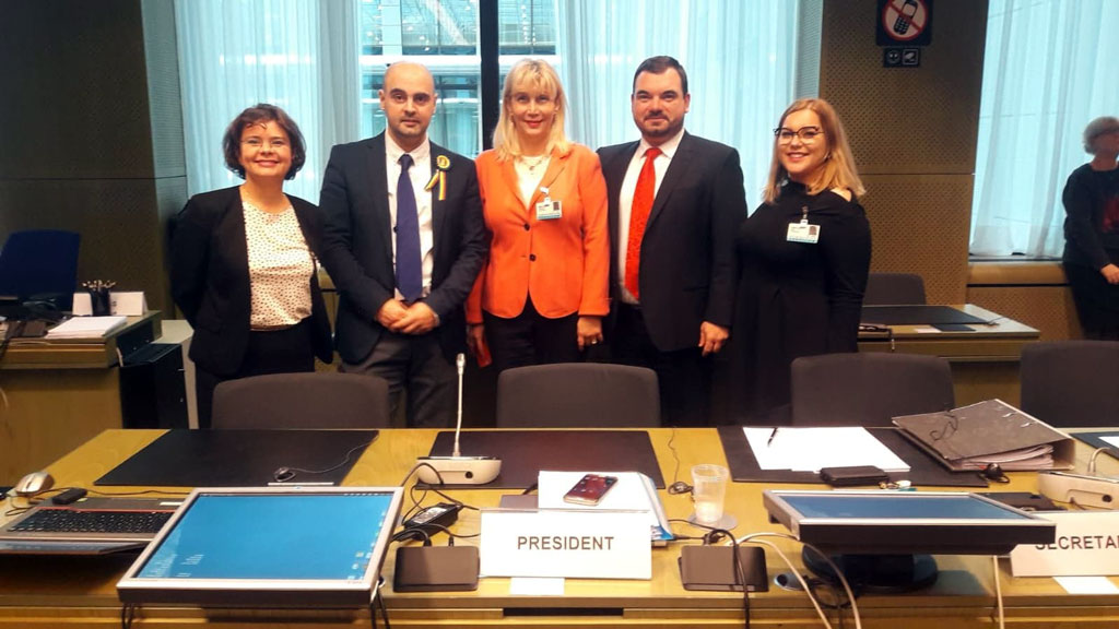 """Meeting of the """"Working Groups for Public Health and for"""
