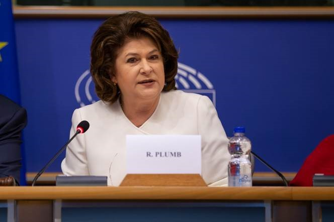 Minister Rovana Plumb met the representatives of the Socialists and Democrats in the European Parliament