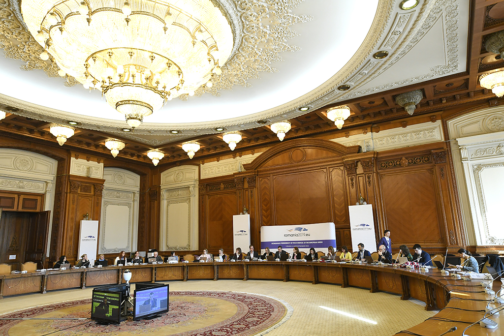 Meeting on the working group on climate change
