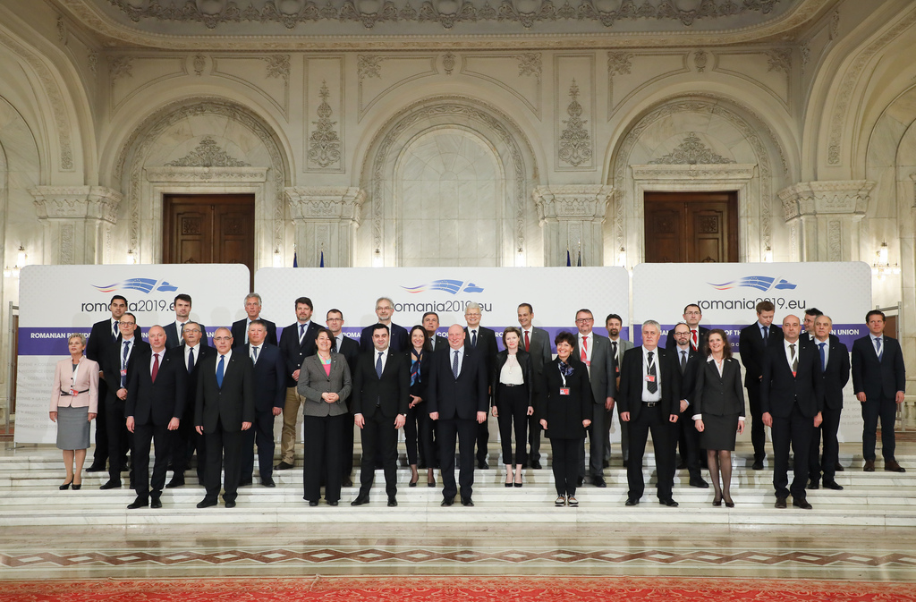 The Informal Meeting of the Ministers of Transport