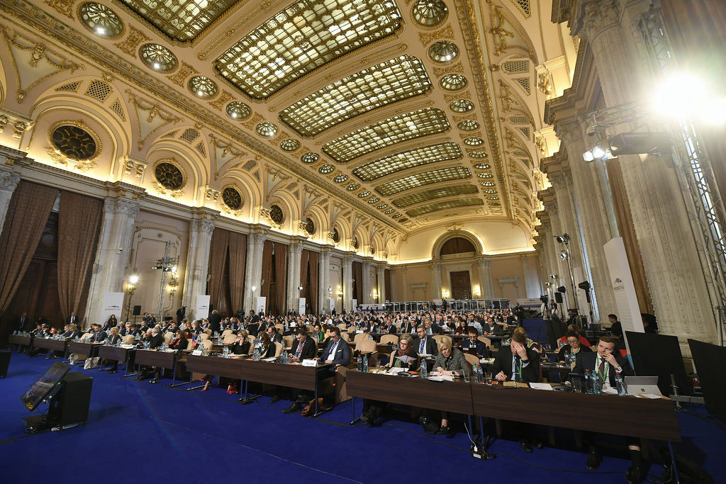 Inter-parliamentary Conference for the Common Foreign and Security Policy and the Common Security and Defense Policy
