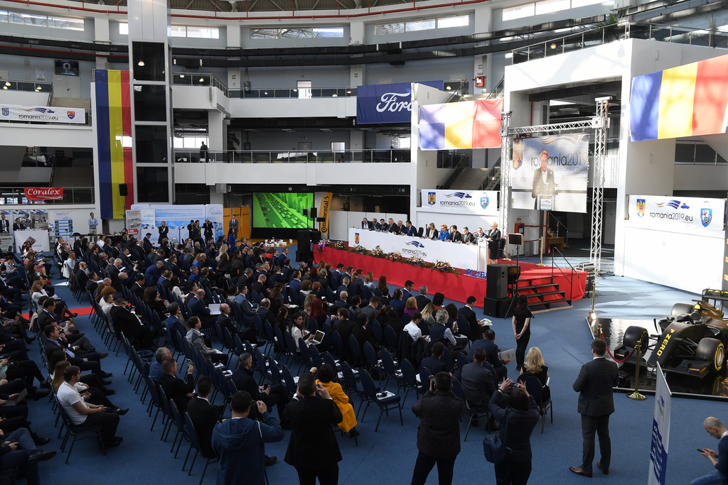 Automotive Industry Forum 2019 (Craiova)