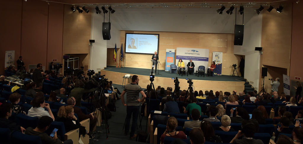 European Union Youth Conference, Creating Opportunities for Youth