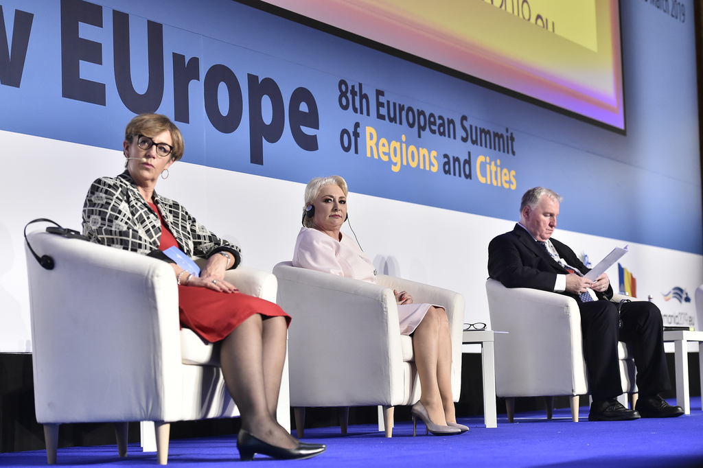 The 8th European Summit of Regions and Cities