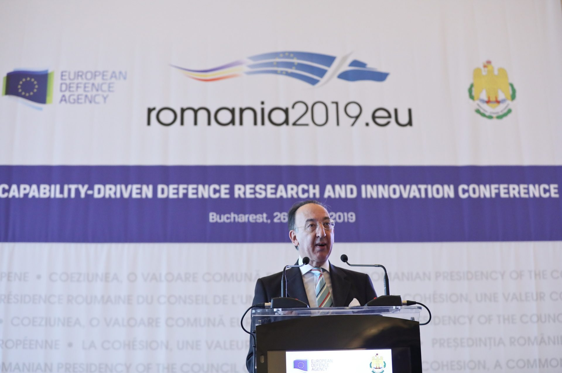Capability-Driven Defence Research and Innovation Conference