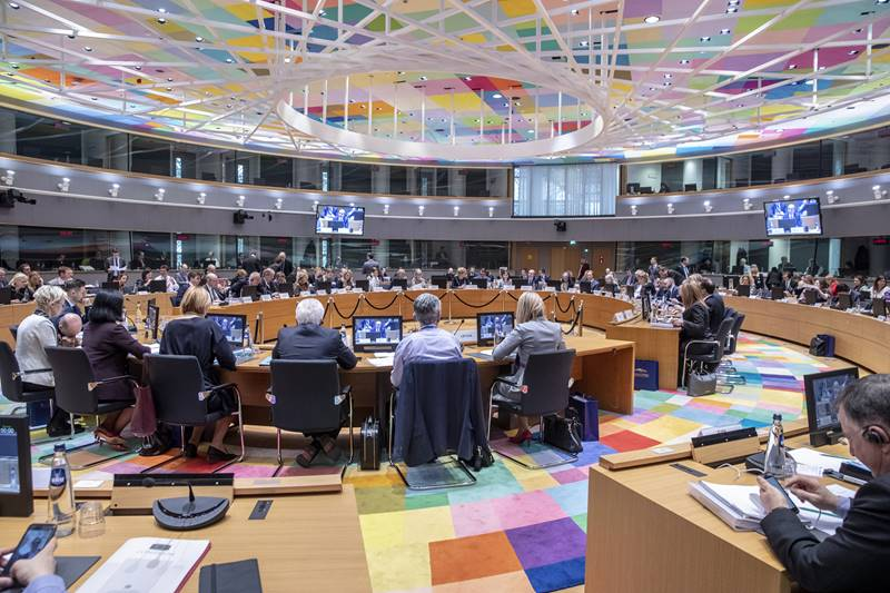 Justice and Home Affairs Council, Justice Session, 7-8 March, Bruxelles