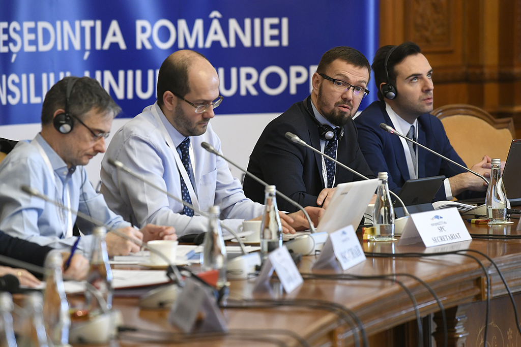 Informal Meeting of the Social Protection Committee (SPC)