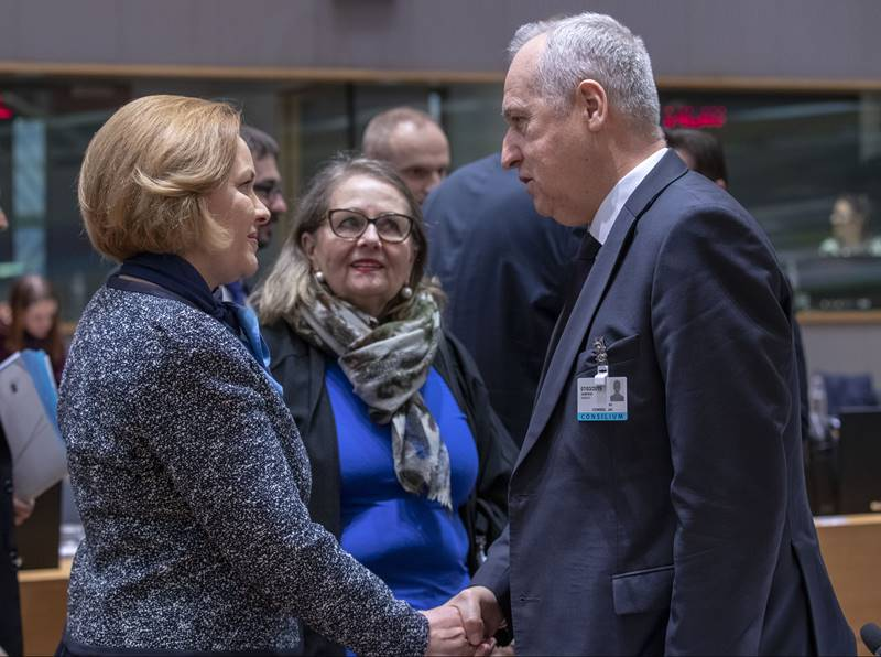 Justice and Home Affairs Council – home affairs session (07/03/19, Bruxelles)