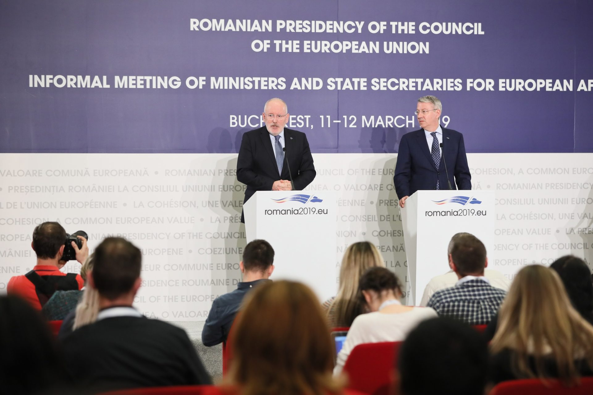 Informal Meeting of Ministers and State Secretaries for European Affairs, day two
