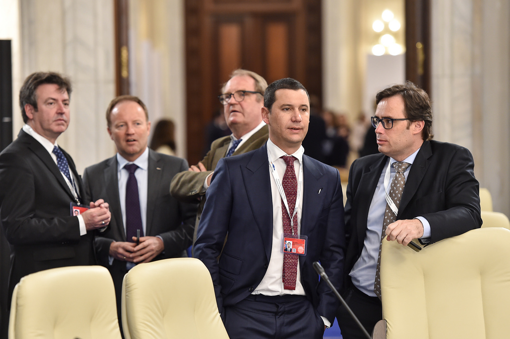 The Informal Meeting of Energy Ministers
