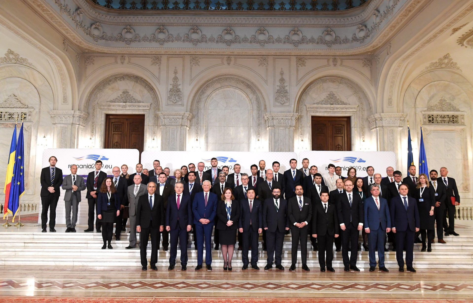 High Level Conference to mark the adoption of the new EU Strategy for Central Asia – Connectivity for sustainable development
