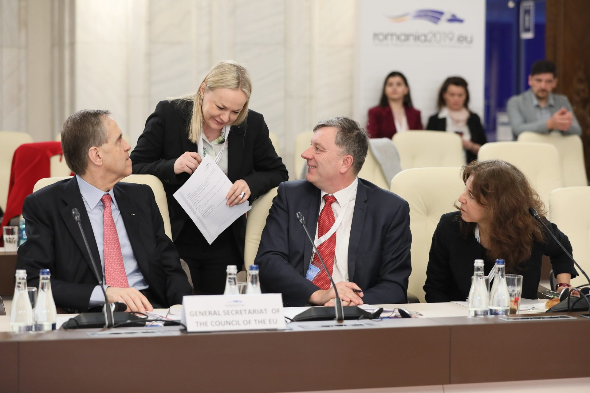 The informal meeting of ministers for Employment and Social Policies