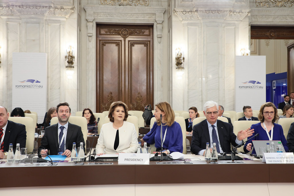 Informal meeting of Ministers responsible for Cohesion Policy