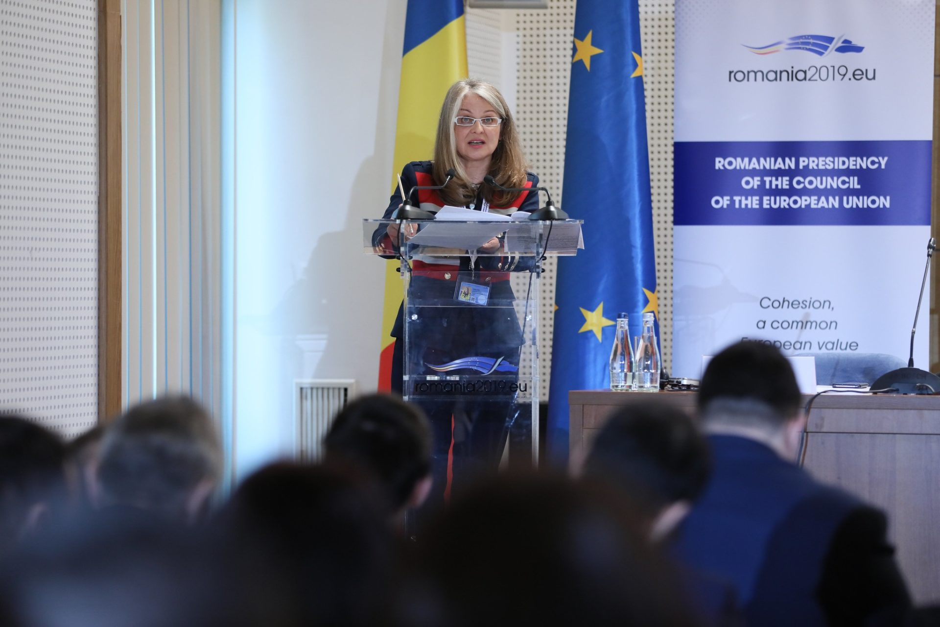 The coordination of economic policies at EU level, a renewed role for the European Semester, in Bucharest, Romania
