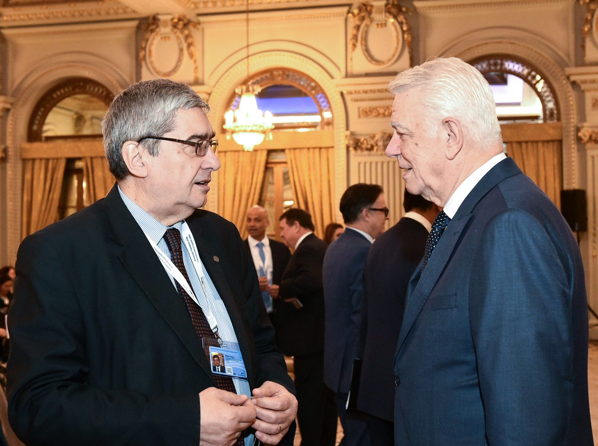 """Conference """"NATO@70-CSDP@20: A partnership for the future"""""""