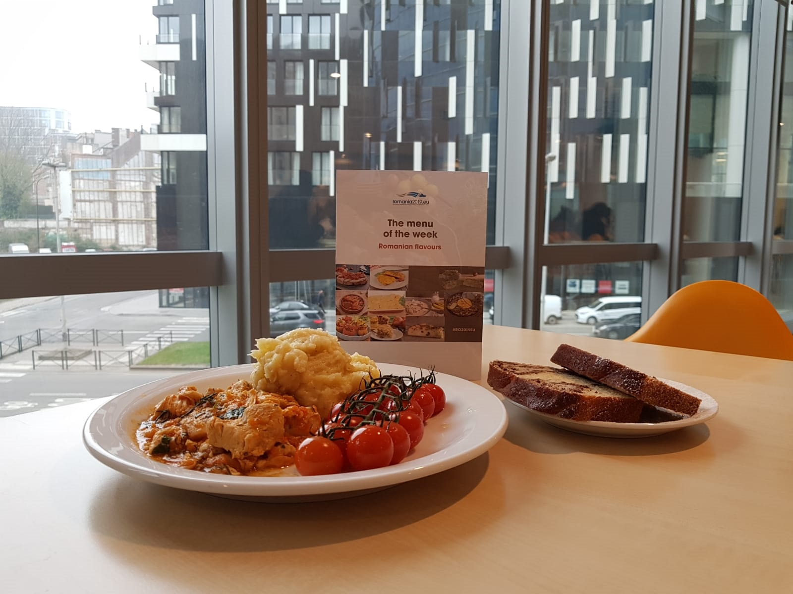 """Romanian flavours"" – Romanian cuisine week at the Council of the European Union"