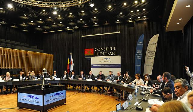 Meeting of the Directors of Schools and Public Administration Institutes