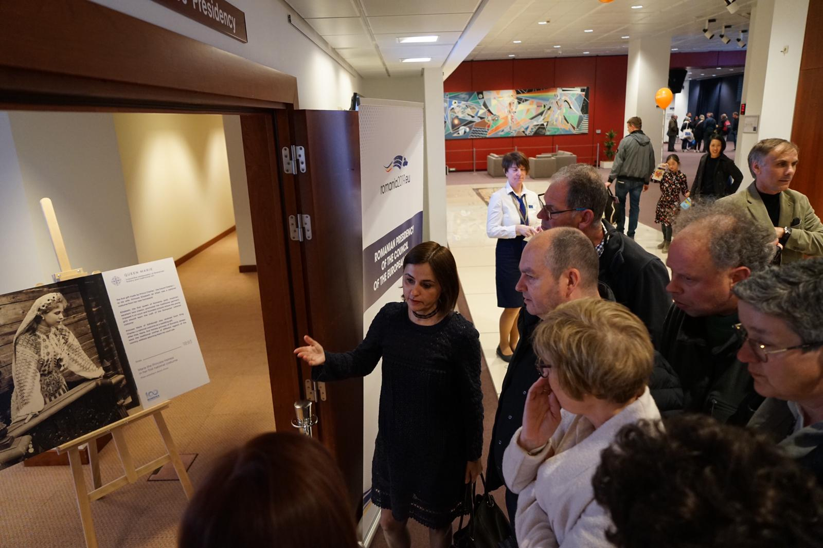 """Romania promoted at the """"Open Day"""" of the European institutions in Brussels"""