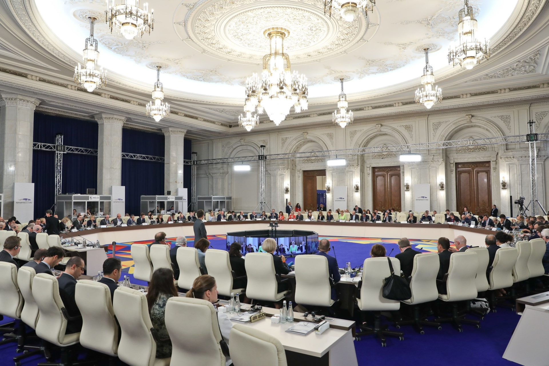 Informal Meeting of the Environment Ministers