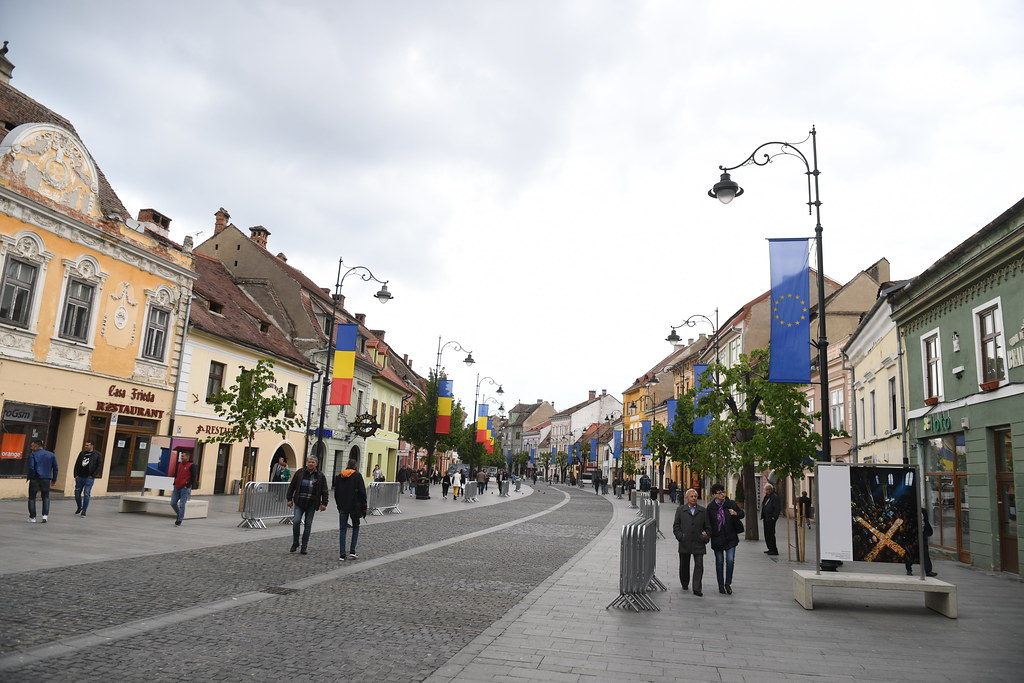 Preparations for EU Informal meeting of heads of state or government in Sibiu