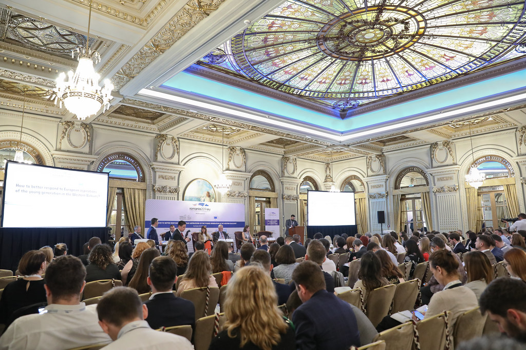 """How to better respond to European aspirations of the young generation in the Western Balkans?"" Conference"