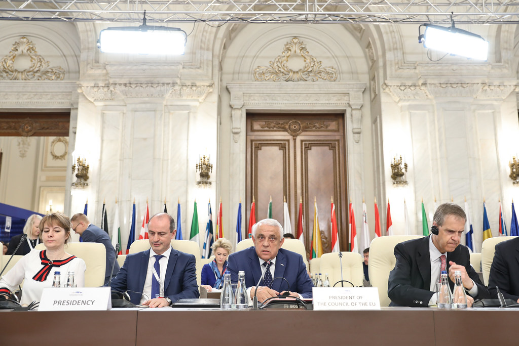 Informal meeting of the agriculture ministers, Bucharest, June 4