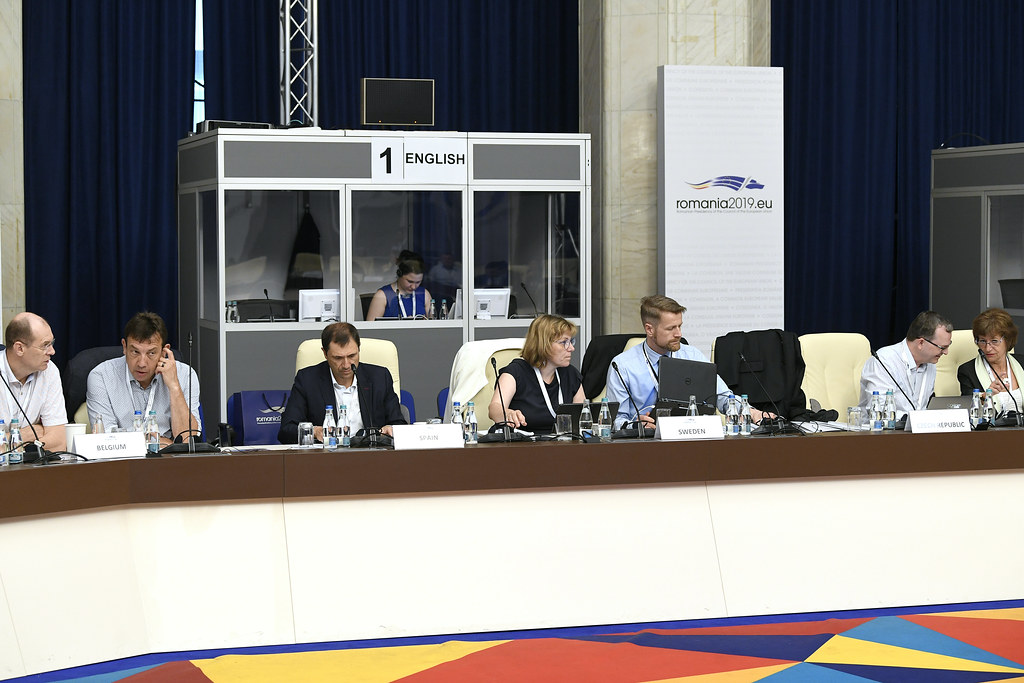 eHealth high level conference, Bucharest, June 11