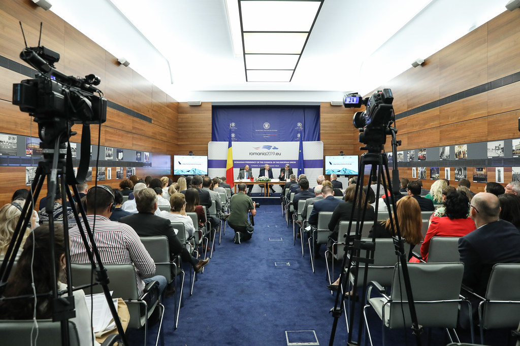 "Conference: ""The Europe NEXT Project – A new political ambition for Europe"", Bucharest, June 11"