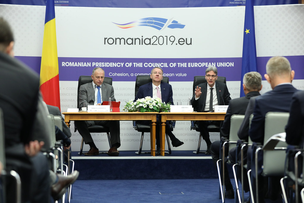 "Conferința ""The Europe NEXT Project – A new political ambition for Europe"", București, 11 iunie"