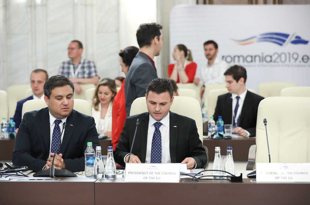 Informal Meeting of Ministers Responsible for Urban Matters, Bucharest, June 14