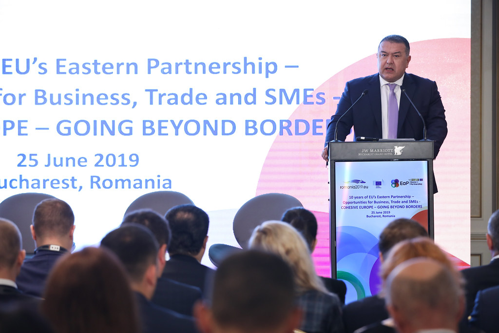 6th Eastern Partnership Business Forum