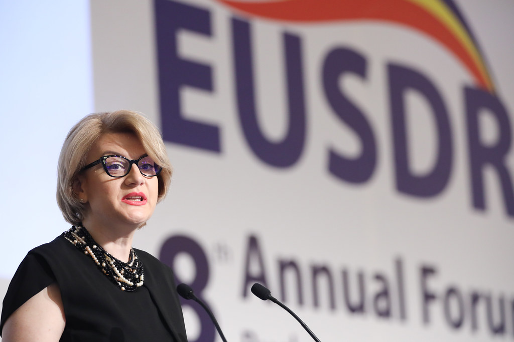 The 8th edition of the EUSDR Annual forum