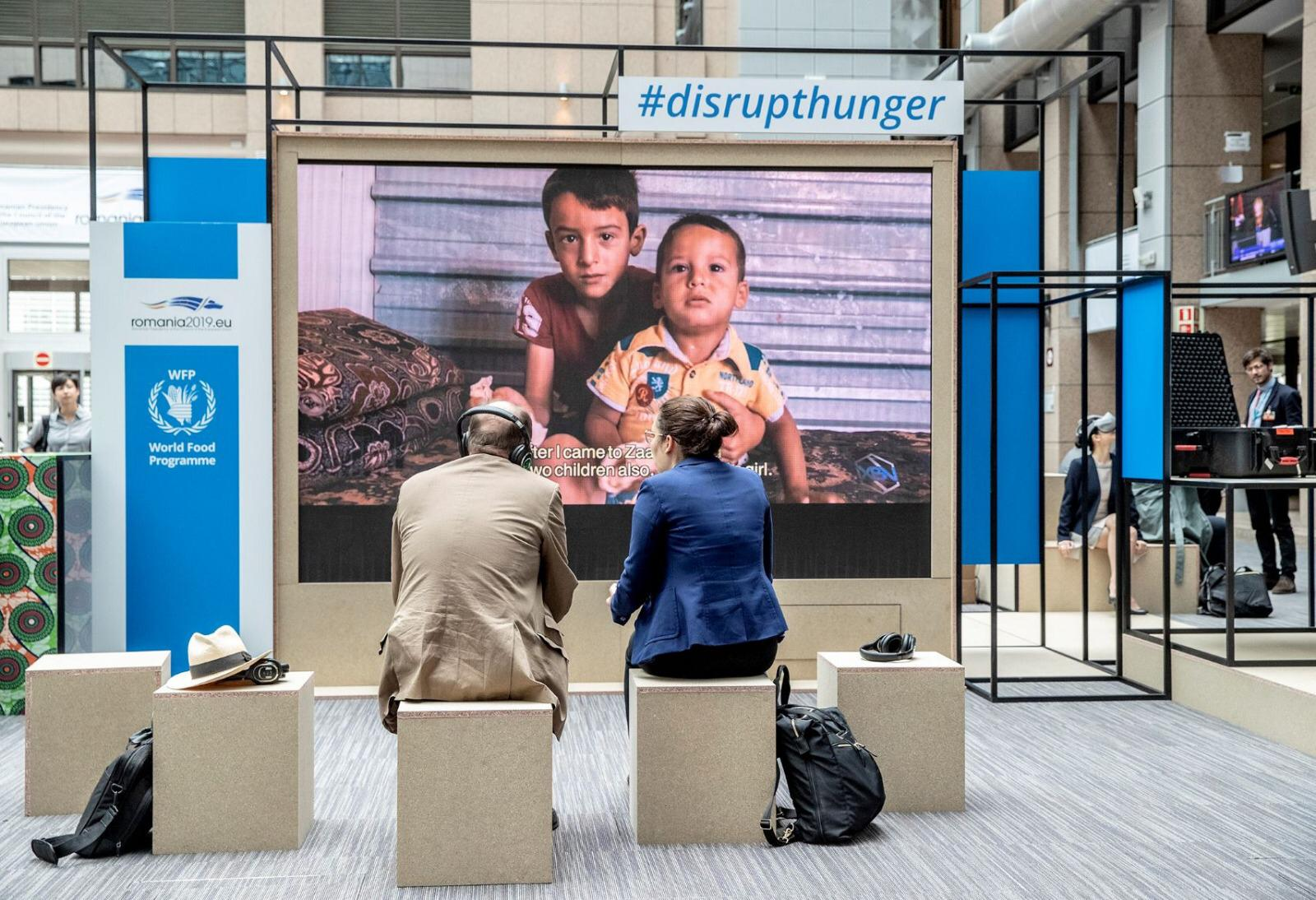"""Harnessing the power of innovation to prevent and address crises"" exhibit organized in Brussels by the Romanian Presidency of the Council of the EU"
